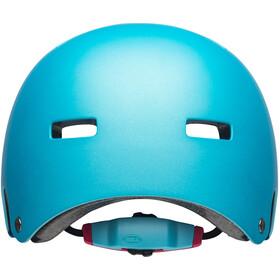 Bell Span Helmet Barn matte bright blue